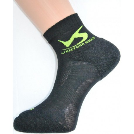 Chaussette Running chaude Laine vierge (Socquette)